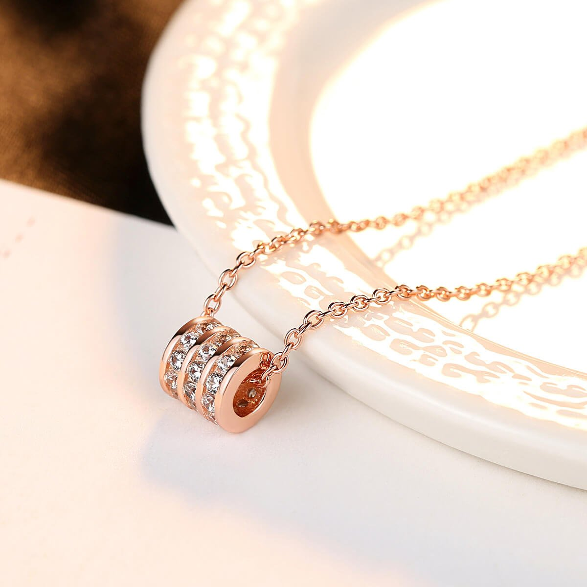 Lucky Roller Necklace